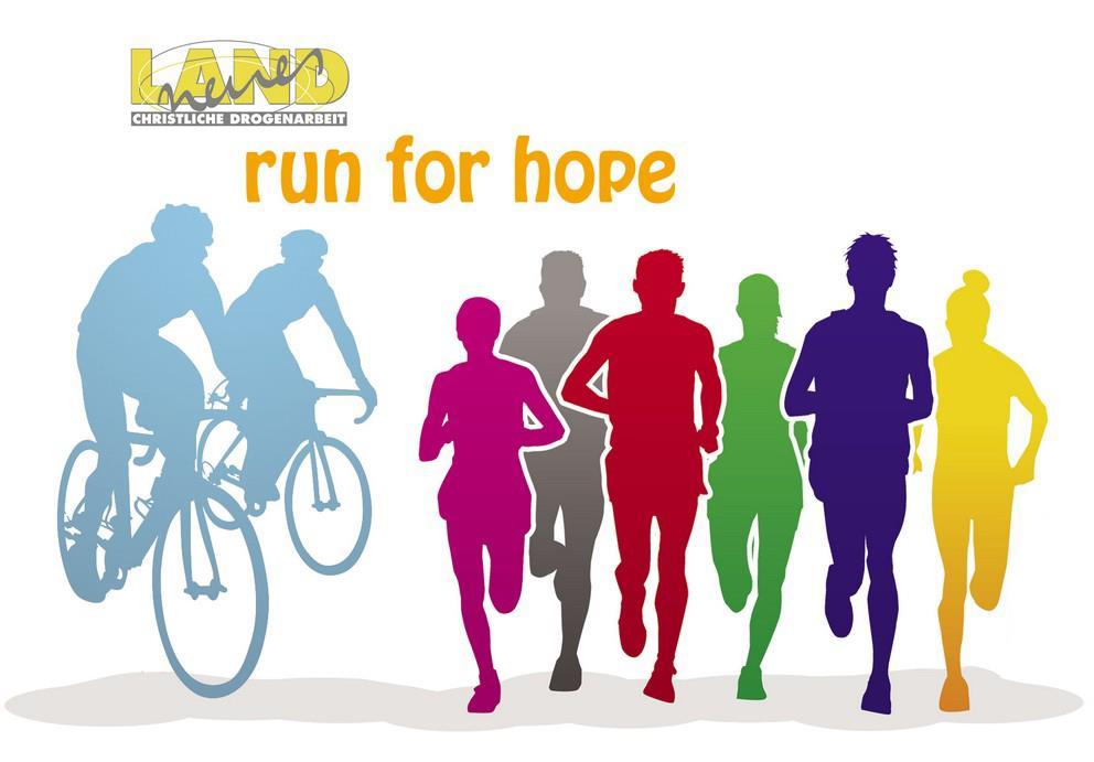 run for hope 2021 Bild